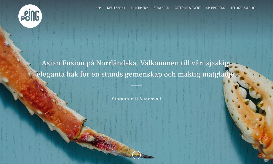 Web Tobias Björkman.