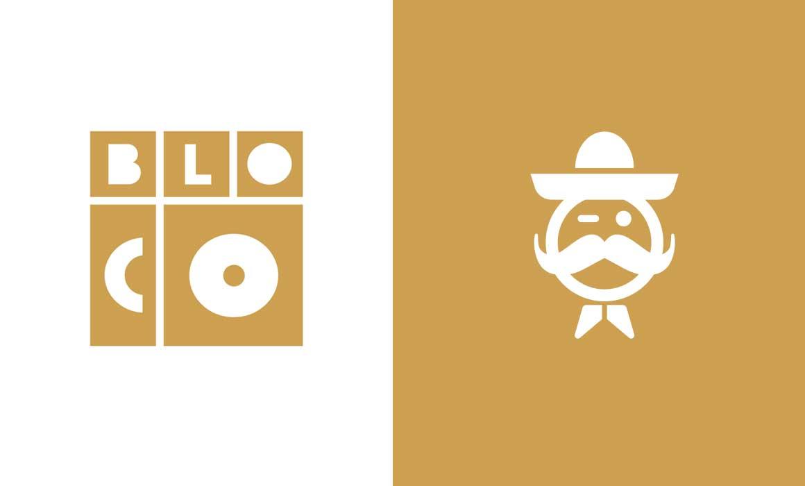 Bloco Logotype