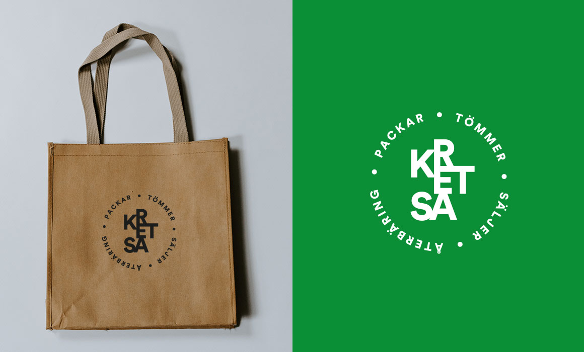 Kretsa Logotype